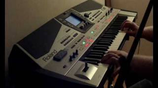 Roland E-80 - Enigma - Beyond  the invisible