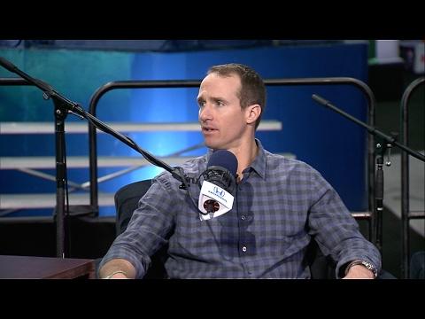 New Orleans Saints QB Drew Brees on His Future, SB51 & More - 2/2/17