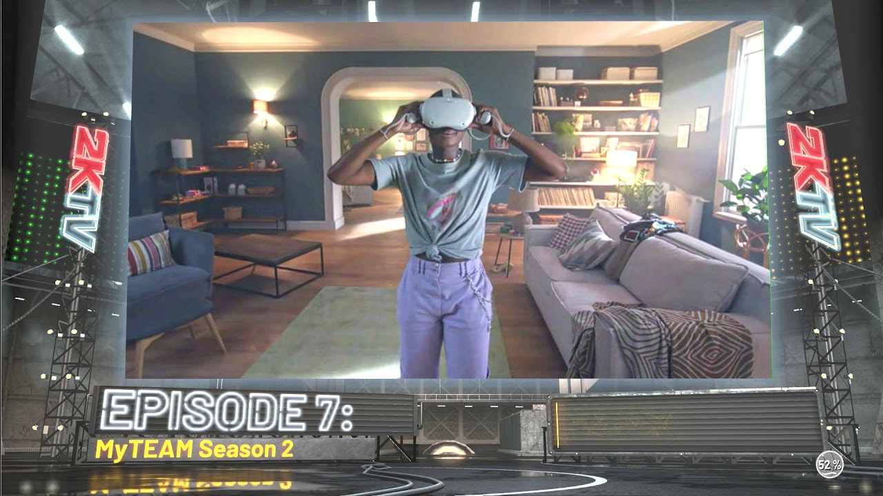 NBA 2K21 adds in-game, unskippable ads during loading (Xbox One) | Stevivor - YouTube