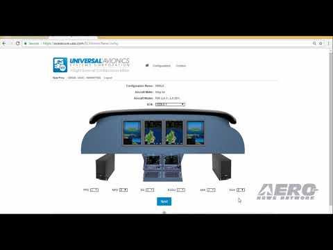 Aero-TV: Universal Avionics Systems Corp. - AEA 2018 New Product Introduction