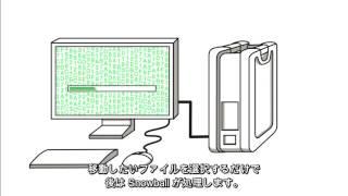 aws snowball のご紹介 awws への大容量データ転送(日本語字幕) アマゾン ウェブ サービス