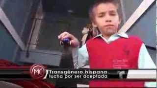 Niño transgénero
