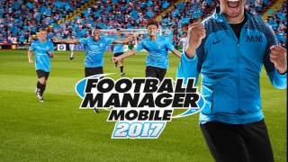 Football Manager 2017 V1.0 Apk Download [MOD]