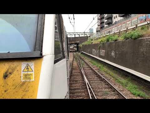 Norwich To London Liverpool Street Class 90 17/05/19