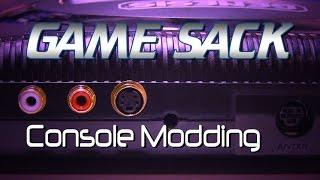 Game Sack - Console Modding