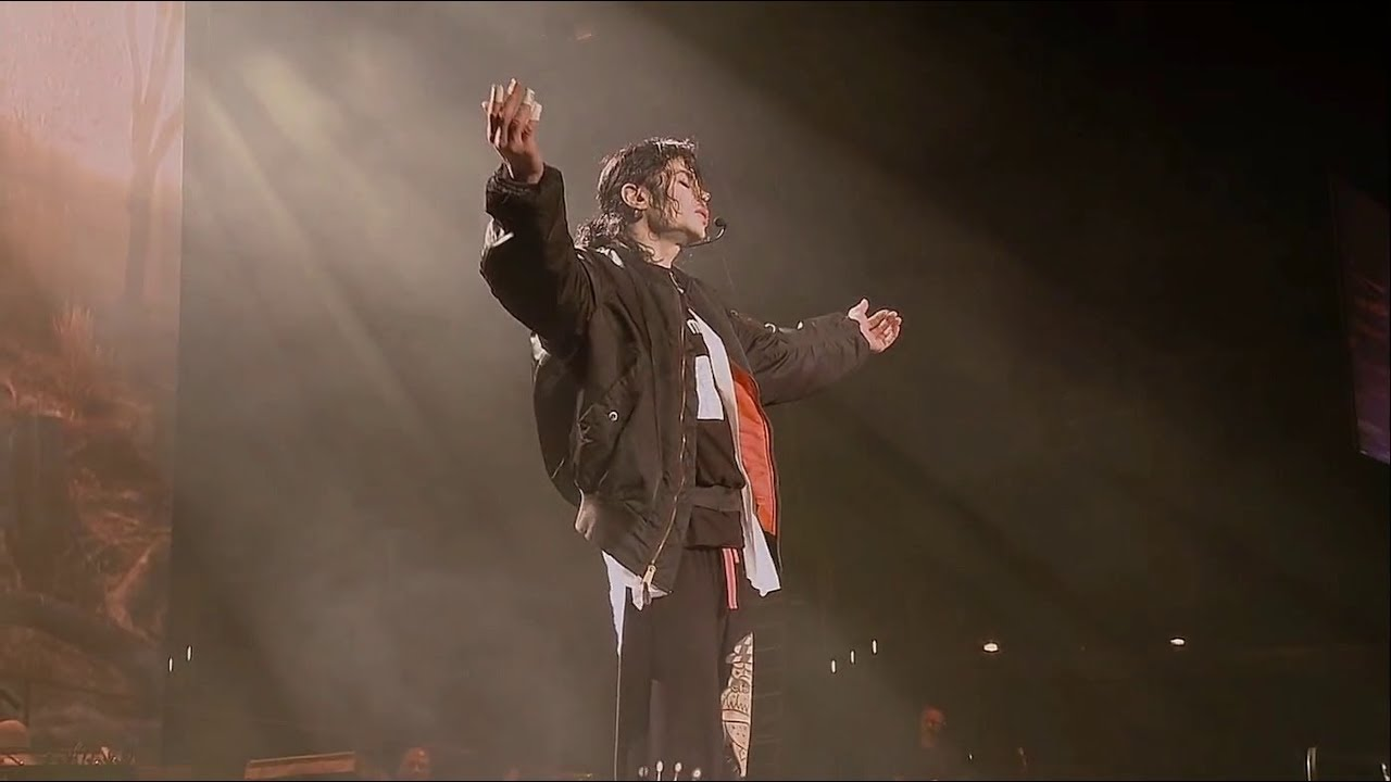 Earth Song (Live Rehearsal Of This Is It