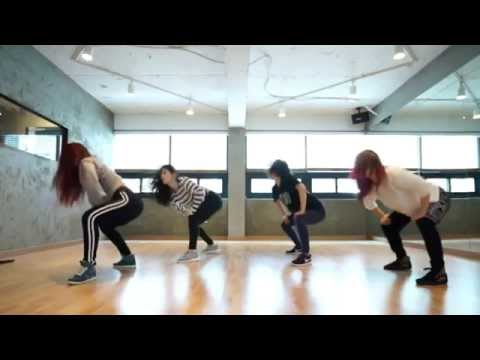 Yonce GIRIN Choreography | Mirrored Slowed Speed 50%