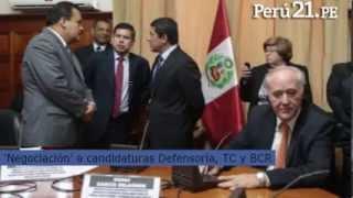 Audios de la 'repartija' en el congreso -  Fuente Perú 21
