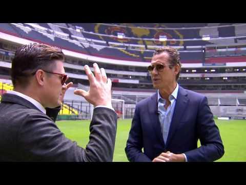 SELECCIÓN - México 86: Valdano recuerda la final (parte 2)