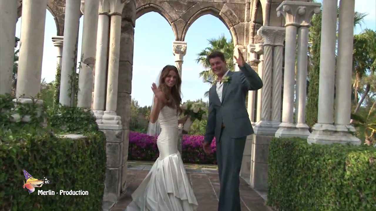 Wedding At The French Cloisters Nau Bahamas You