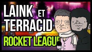 Nelson Monfort et la Planète des Singes (Rocket League)