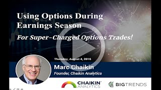 Using Options During Earnings Season For Super Charged Options Trades