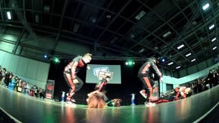 Hip Hop International Germany 2013 | Tokio Tekkan | BERLIN