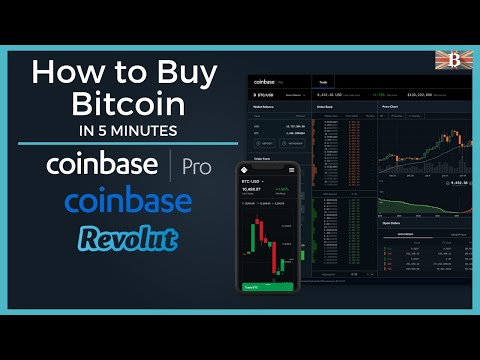 How To Buy Bitcoin On Coinbase (Part 1)