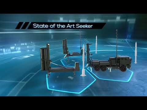 Israel Aerospace Industries Barak MX Modular Air Defense System