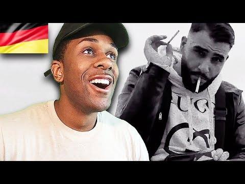 American Reacts To Samra Marlboro Rot Prod By Lukas Piano Greckoe German Rap