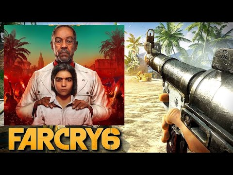 Far Cry 6 Has Officially Leaked With It S Release Date First Look Details Youtube