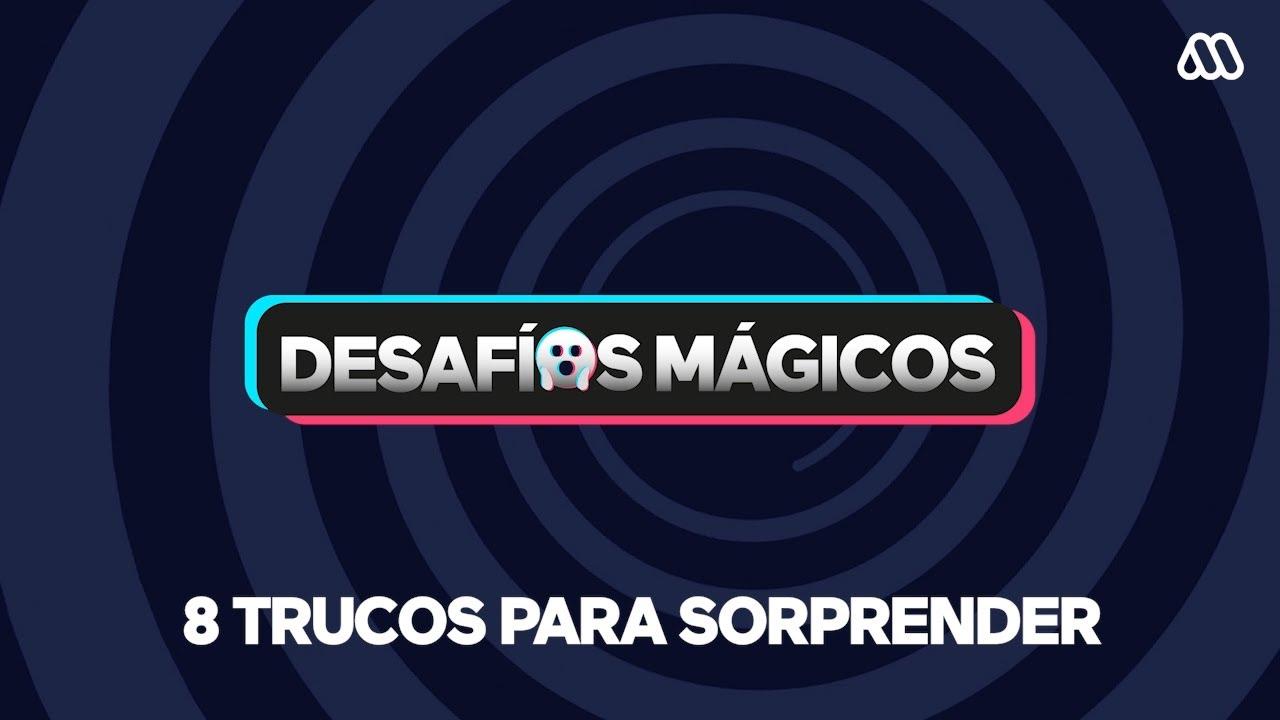#DesafíosMágicos 3: El mago Julio nos enseña el increíble truco del cotonito viajero