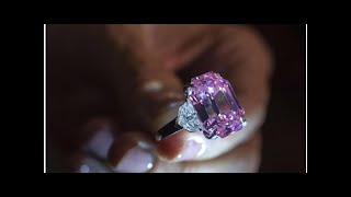 Pink diamond sells for more than $50M, setting world record | WTOP