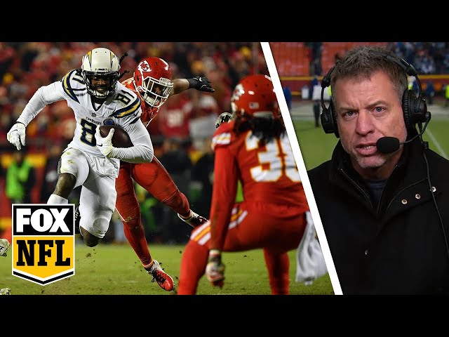Troy Aikman: Los Angeles Chargers may end up as #1 seed | FOX NFL