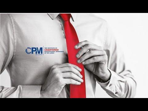 CPM Sri Lanka Membership