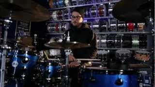 "Tony Royster Jr. At: Guitar Center Drum Tips ""Paradiddle"""