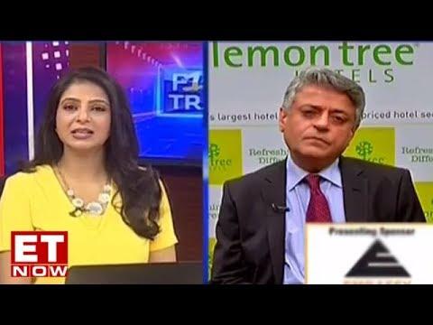 Patu Keswani On Lemon Tree Hotels' IPO