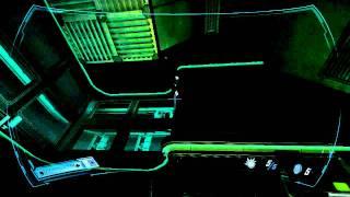 F.E.A.R. 2 Scientist losing the head [HD] [F.E.A.R. Ultimate Shooter Edition F.E.A.R. 2]