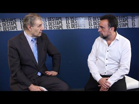 El Destape | Víctor Hugo Morales habló sobre su despido en C5N con Roberto Navarro