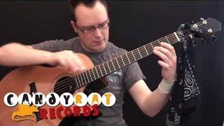 Antoine Dufour - In My Own Rhythms - Acoustic Guitar