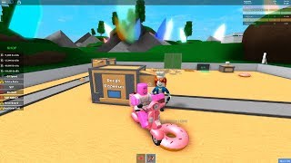 도넛왕국의 사장님이 되어버려요!! 그런데!! 그런데!! 이게 무슨일이야!! 간단 리뷰 & 플레이 영상
