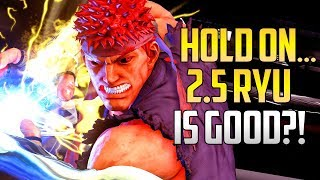 With Ryu getting some buffs, could it be that Daigo might be thinki...