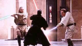 Repeat youtube video Star Wars - Duel of the Fates (Soundtrack)