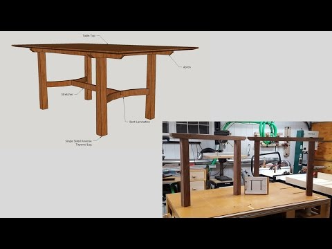 Dining Room Table Part 1