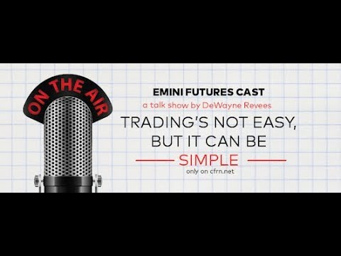 Cfrn daily live emini & cryptocurrency