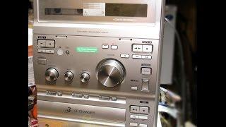 Sony HCD-CP300 cmt-cp300 Musiqiy markazlar Ta'mirlash Sony