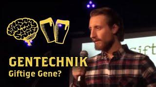 Martin Moder: Giftige Gene? Wie sinnvoll ist die Grüne Gentechnik?