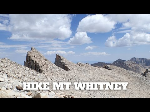 Mt Whitney Hike
