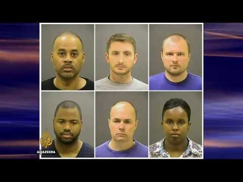 US court acquits police officer in Freddie Gray case