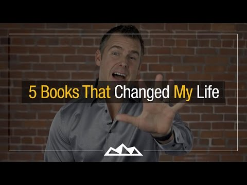 5 Books That Changed My Entrepreneurial Life | Dan Martell