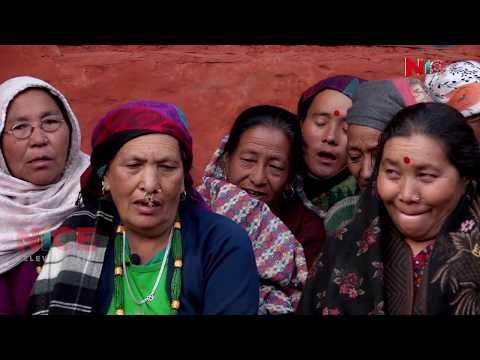 बाग्लुङ अमरभुमी माझखर्कबाट मौलिक यानीमाया @ Gaam Besika Bhakaharu | Ep028 | NICE TV HD