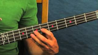 online bass guitar lesson (I can't get no) satisfaction the rolling stones
