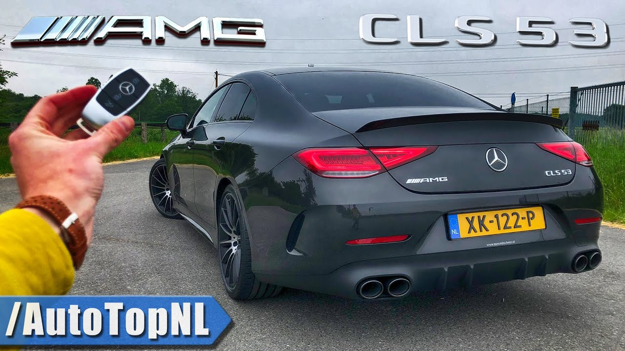 Download NEW! Mercedes AMG CLS 53 4Matic+ REVIEW on AUTOBAHN & ROAD by AutoTopNL