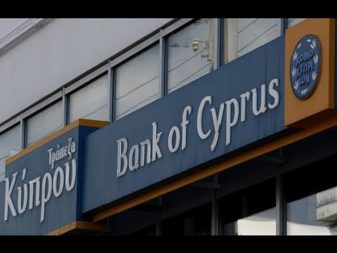 Investor's Horror At Cyprus Bank Levy