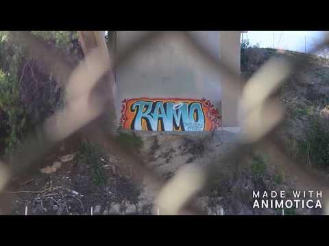 northeast LA elysian park graffiti