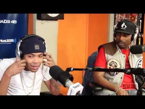 G-Herbo Freestyles Live on Sway in the Morning