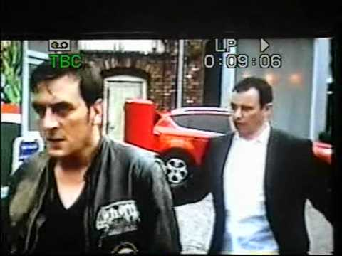 Coronation Street  Peter  Punches Frank