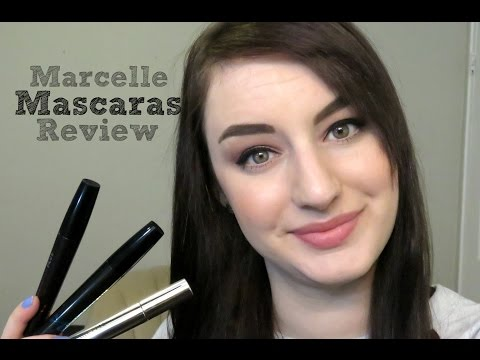REVIEW: MARCELLE MASCARAS | JustEnufEyes