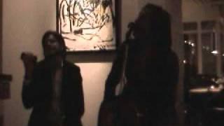 Ryan Roxie & Anton Körberg   Hotel California   Live at Oyster Bar Stockholm 4 dec 2010