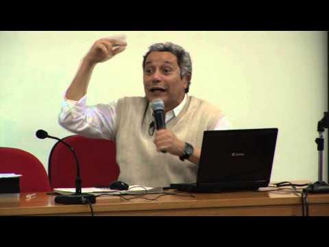 Palestra sobre Sexualidade - Walter Poltronieri
